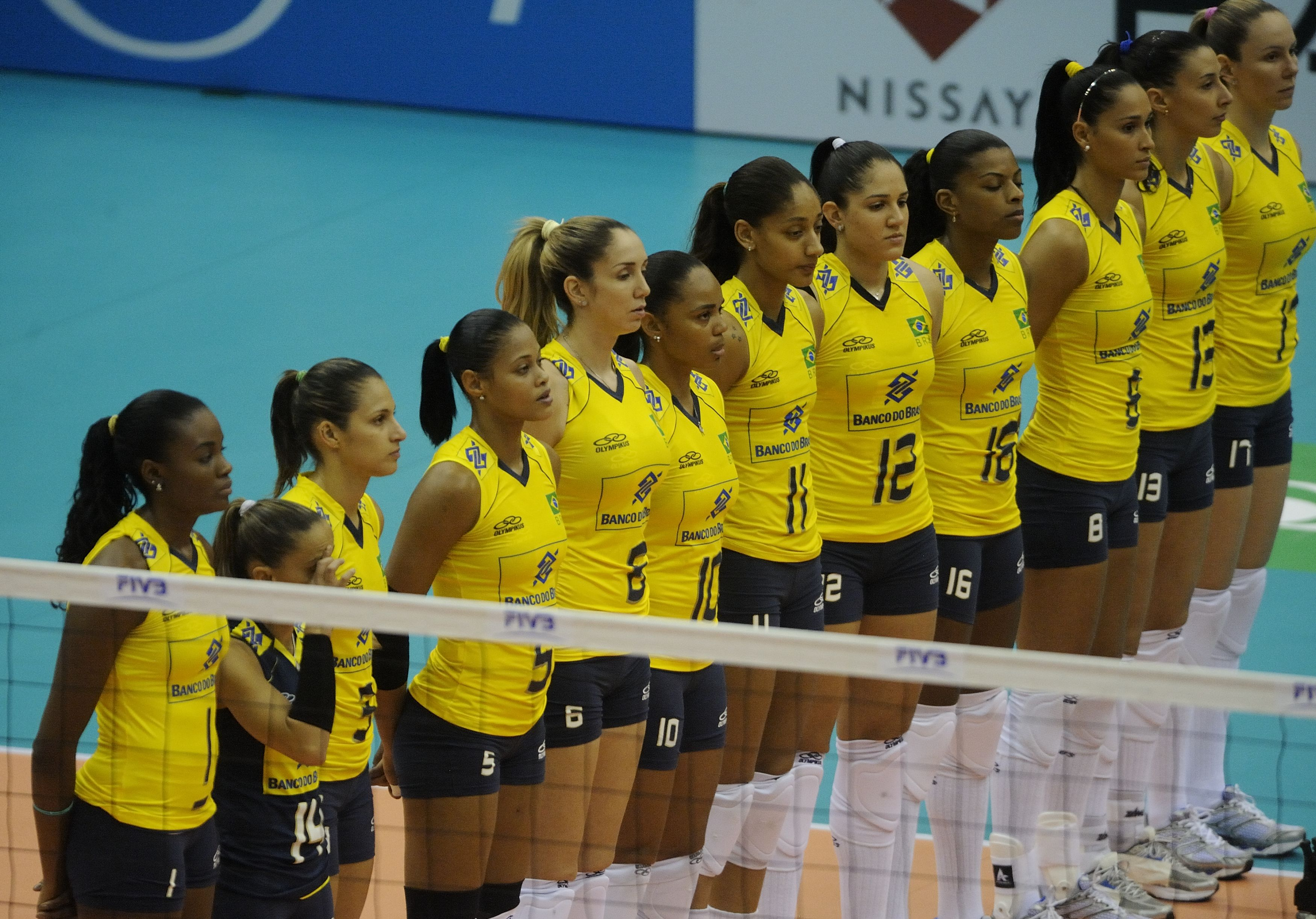 The Best Volleyball Players In The World Of 2010