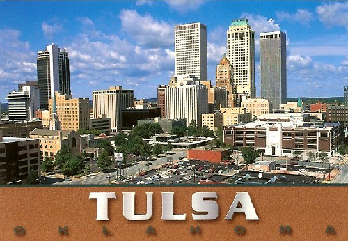 Tulsa OK2 Tulsa is Richer!
