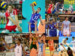 2011 world league best players