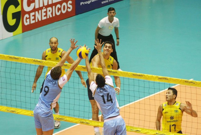 2011 South American Volleyball Championship 20 2011 South American Champs