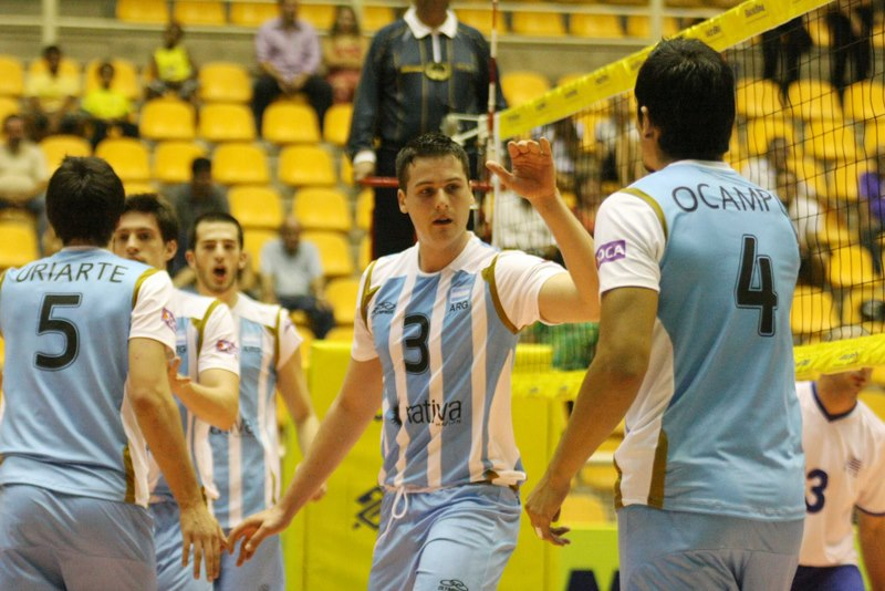 2011 South American Volleyball Championship ARG 2011 South American Champs