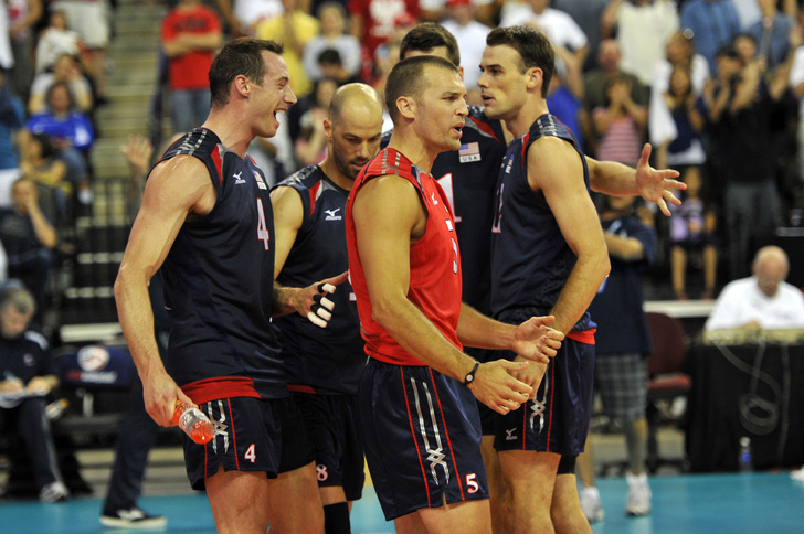 USA Volleyball News: 2011 World Cup Roster