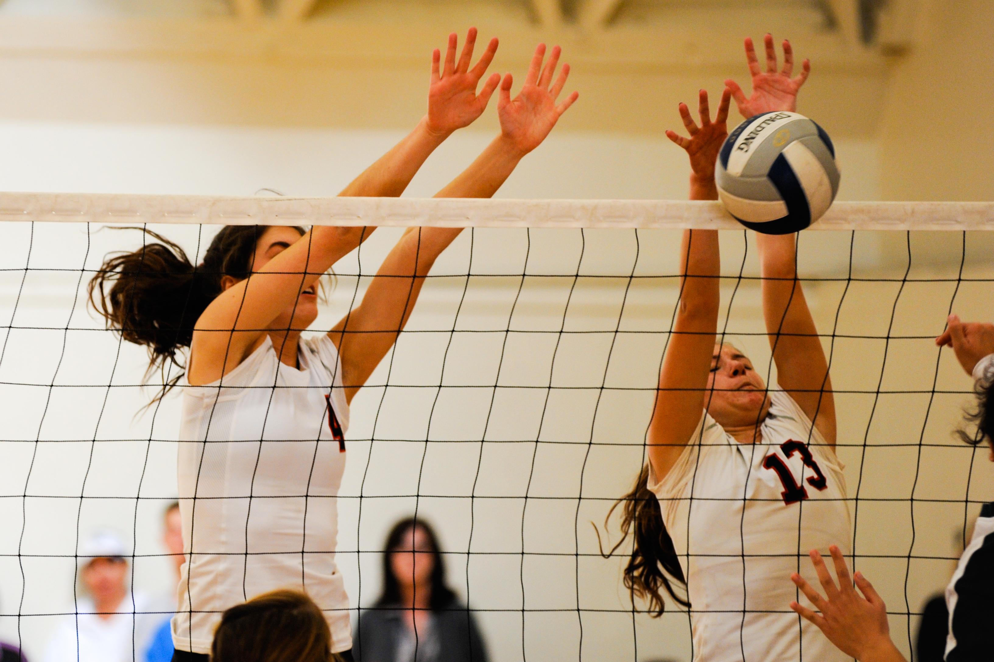 Fundamentos e características do Voleibol