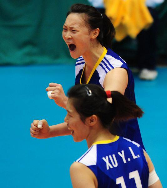 Hui Ruoqi Volleyball 4 Hui Ruoqi: Asias Newest Star!