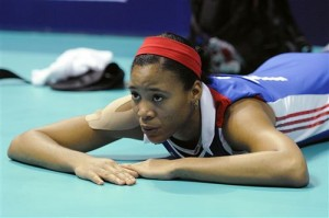 cuba womens volleyball girl 300x199 2012 World Grand Prix