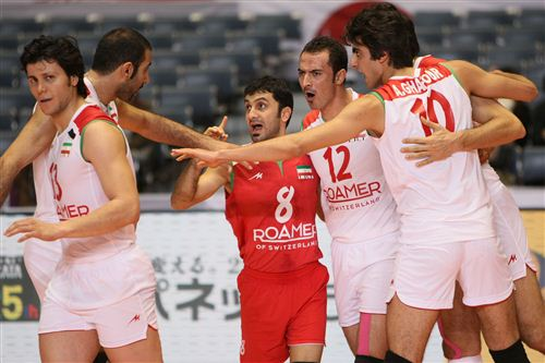 Asia Volleyball News: Dubai To Host 2013 Asian Champs