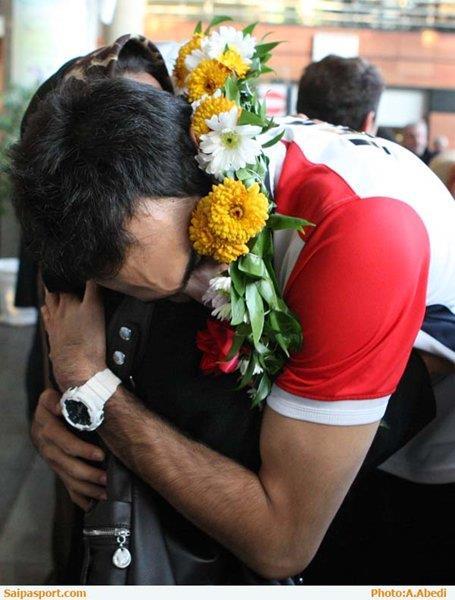 385507 331015770255633 118395601517652 1178767 1525625736 n Iran Welcomed As Heroes