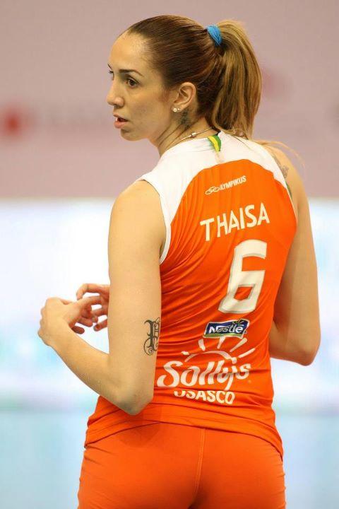 thaisa menezes best female volleyball player brazilian