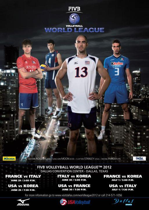 fivb world league