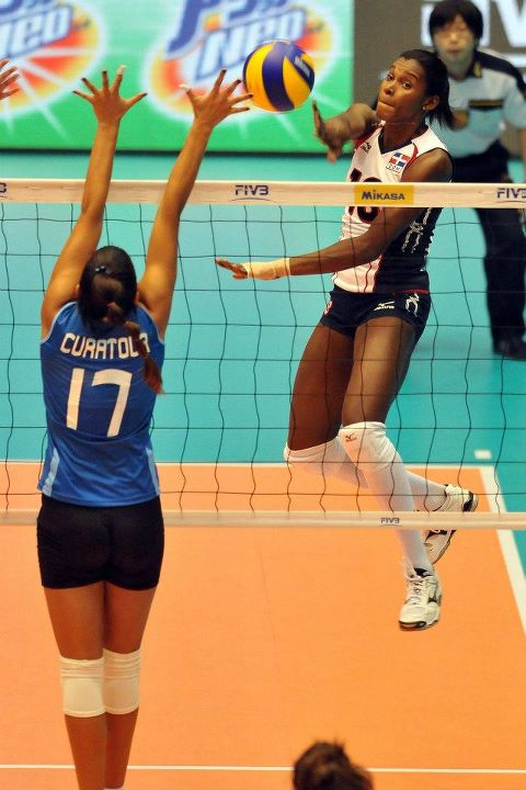 bethania dela cruz 31 The Best Scorers In Womens Volleyball