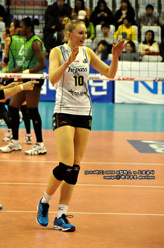 nicole fawcett The Best Scorers In Womens Volleyball
