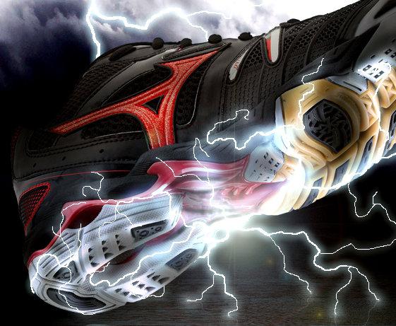 Mizuno's Wave Lightning RX