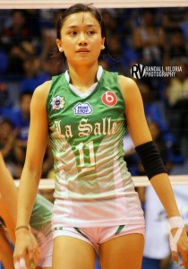 Charleen Cruz 210x300 UAAP Volleyball Recap