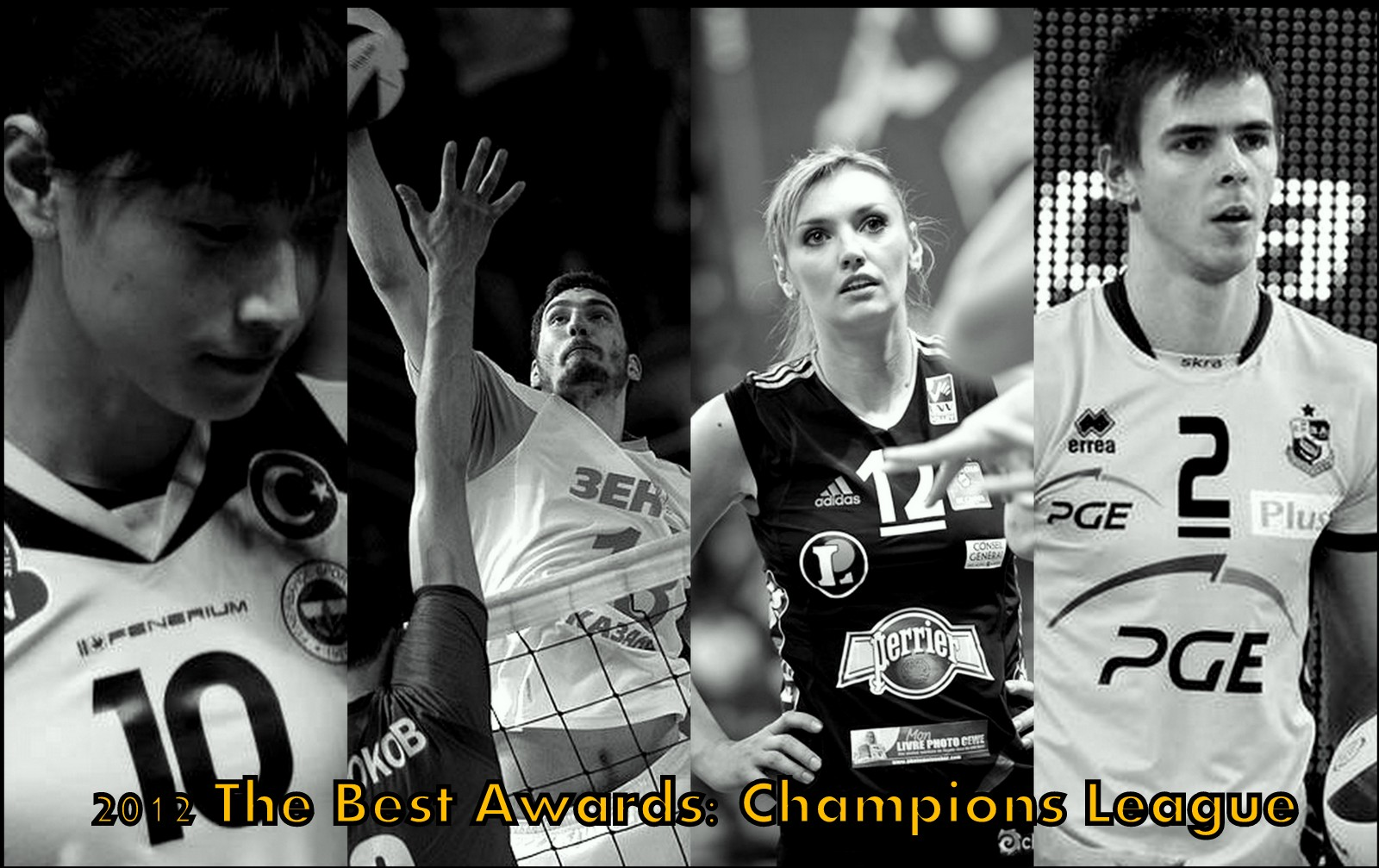 Collages 0011 The Best Awards 2012 Champions League