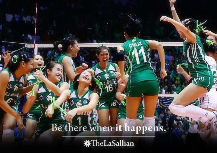 de la salle womens volleyball UAAP Volleyball Recap