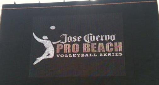 jose cuervo beach volleyball tour 4
