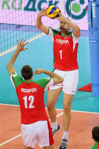 Georgi Bratoev 2012 World League