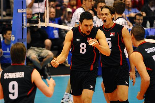 canada volleyball 21 Canada Will Never Give Up