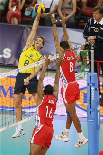 murilo endres 2012 World League