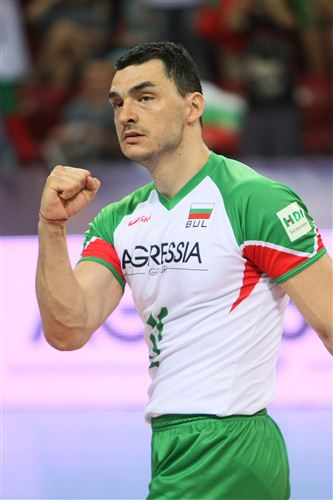 vladimir nikolov 2012 World League