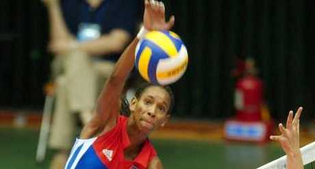 Volleyball Training Tips Vertical Jump By Rox S Makayla Olson