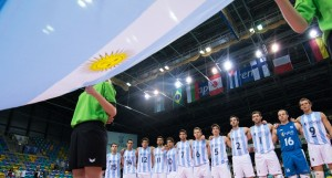 World League - Argentina (ARG) vs. Bulgaria (BUL)