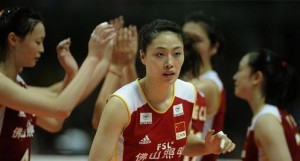 ma yunwen china volleyball