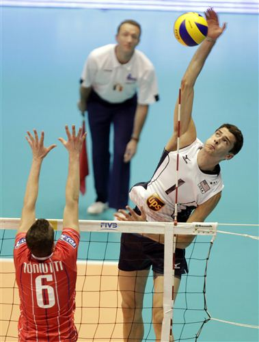 matt anderson USA Mens Olympic Roster