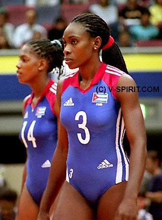 Beautiful Cuban Women
