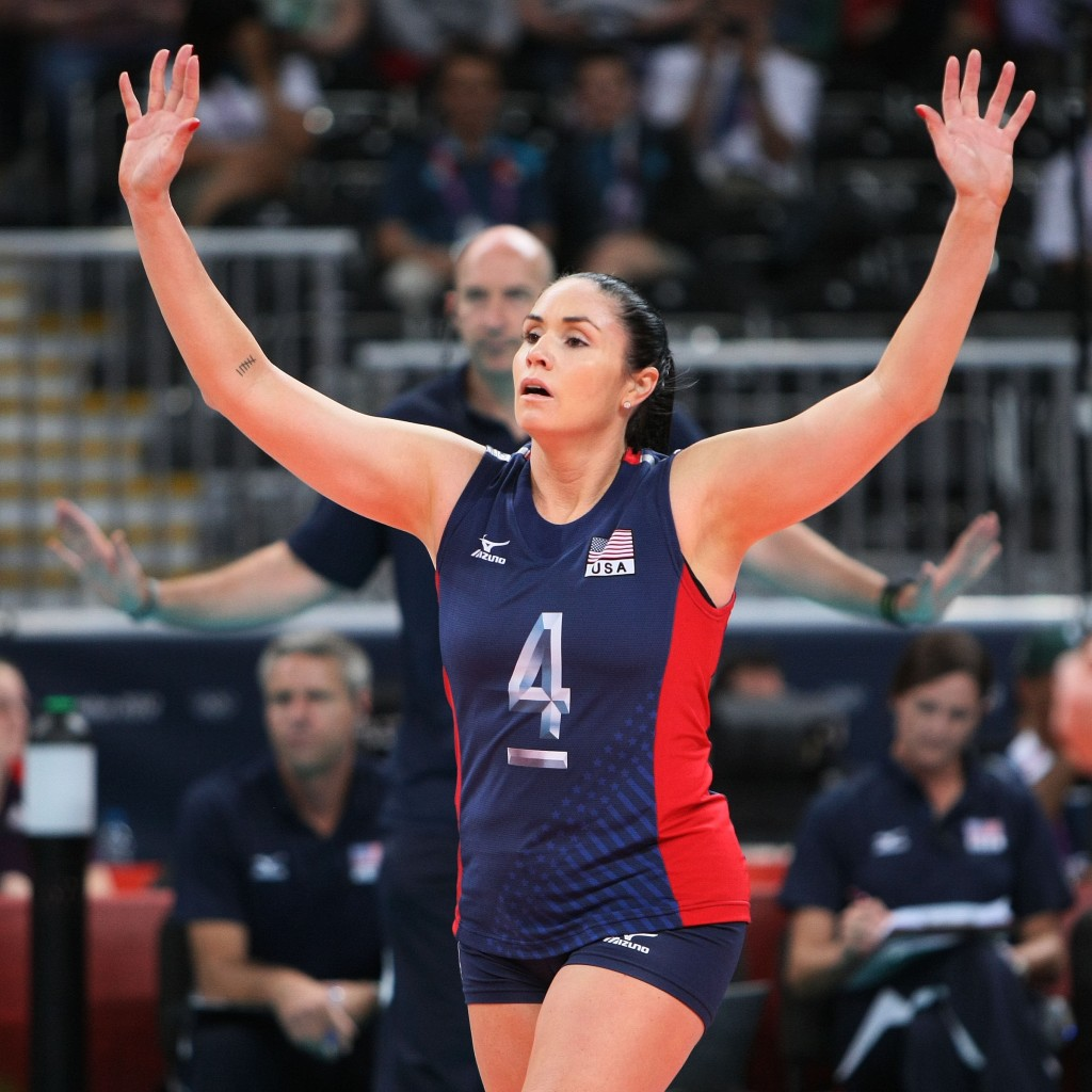 lindsey berg usa volleyball 1024x1024 Players Retiring After London