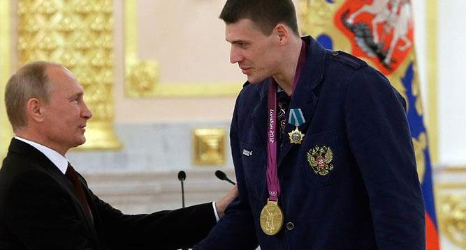 yuri berezhko russia volleyball 2012 london olympics