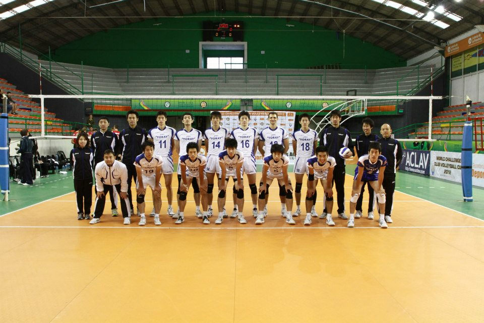 2012 world challenge volleyball cup toray 2012 World Challenge Cup