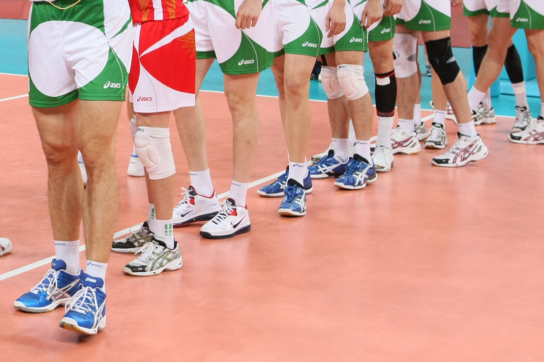stinky volleyball shoes – Volleywood