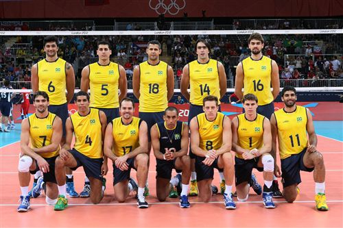 2012 London Olympics Volleyball Gallery Olympic