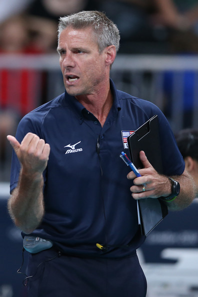 karch kiraly new coach usa womens team Coach Karch Kiraly