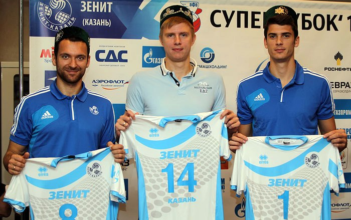 matt anderson volleyball zenit kazan 3 The Boys of Zenit Kazan
