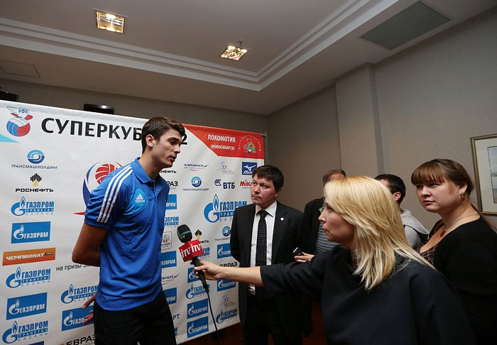 matt anderson volleyball zenit kazan The Boys of Zenit Kazan