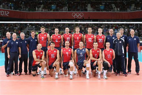 2012 London Olympics Volleyball Gallery: Olympic ...