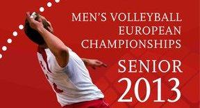 2013 cev mens european championship volleyball