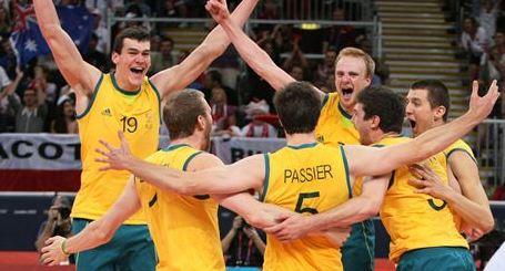 australia volleyball