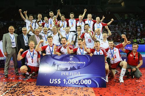 2013 fivb world league poster 3 2013 FIVB World League