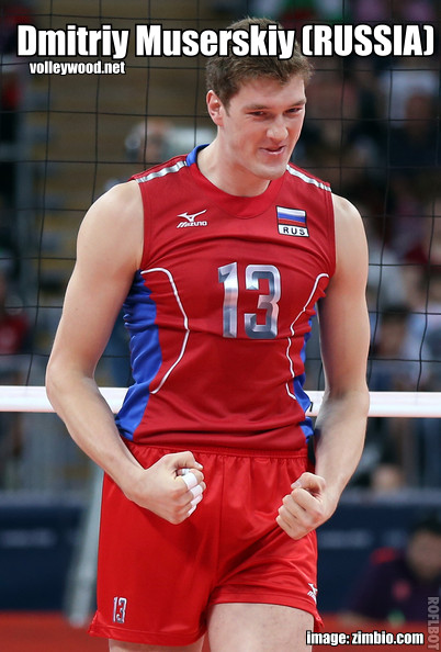 Dmitriy Muserskiy MVP The 2012 BEST Awards (M)