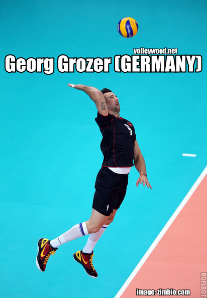 Gyorgy Grozer MVP The 2012 BEST Awards (M)
