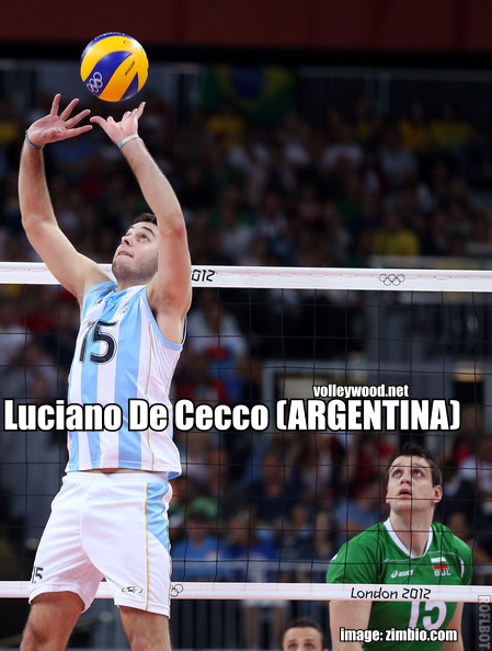 Luciano De Cecco MVP The 2012 BEST Awards (M)