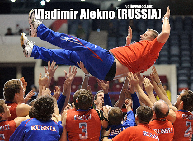 Vladimir Alekno Best Coach The 2012 BEST Awards (M)