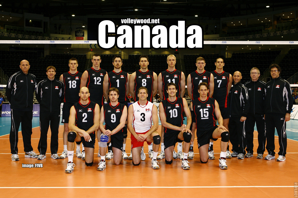 canada gavin schmitt volleyball The 2012 BEST Awards (M)