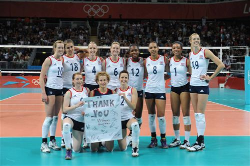 gb volleyball The End of British Volleyball