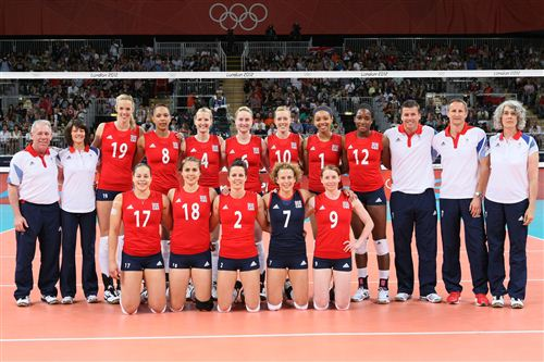 great britain volleyball The End of British Volleyball