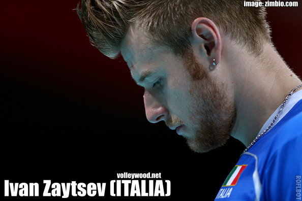 ivan zaytsev MVP The 2012 BEST Awards (M)