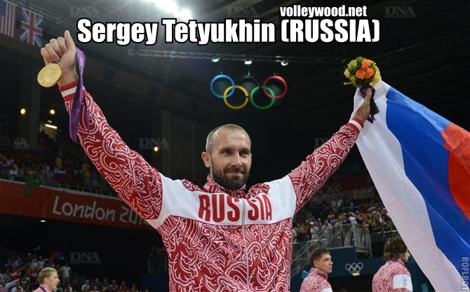 sergey tetyukhin MVP The 2012 BEST Awards (M)
